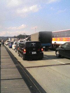 大、大渋滞